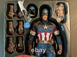 Hot Toys Captain America Avengers Age of Ultron 1/6 Figure MMS281