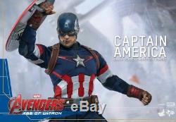 Hot Toys Captain America Avengers Age of Ultron 1/6 scale MMS281