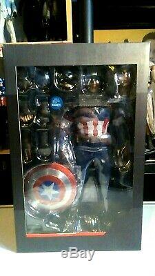 Hot Toys Captain America Avengers Age of Ultron MMS281 16 Scale Marvel Figure