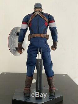 Hot Toys Captain America Avengers Age of Ultron MMS281 1/6 Scale Marvel Figure