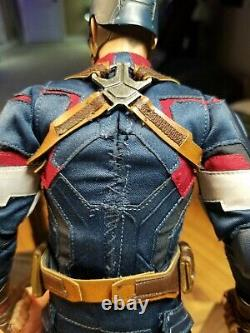 Hot Toys Captain America Avengers Age of Ultron MMS281 MMS 281 1/6