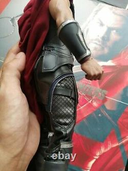 Hot Toys HT MMS306 1/6 Thor 4.0 Action Figure Body Outfits Hands Set Avengers
