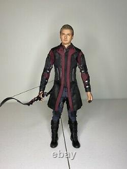 Hot Toys Hawkeye Avengers Age Of Ultron 1/6 16 Scale Figure