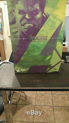 Hot Toys Hulk Age of Ultron MMS286 1/6th scale standard version used