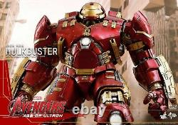 Hot Toys Hulkbuster 1.0 MISB NEW MMS285 1/6 Avengers Age of Ultron Figure