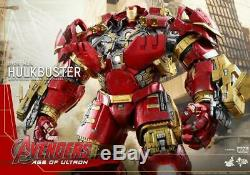 Hot Toys Hulkbuster 1/6 Scale Iron Man MMS285 Avengers Age Of Ultron US SELLER