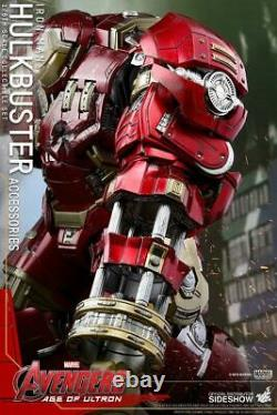 Hot Toys Hulkbuster Accessories Unopened