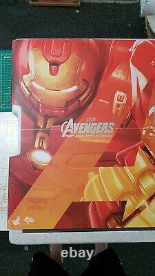 Hot Toys Hulkbuster Avengers Age Of Ultron