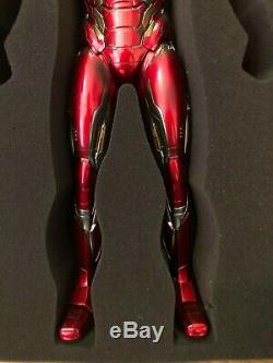 Hot Toys IRON MAN MARK 45 1/4 Scale Action Figure Age of Ultron QS006 MIB in USA