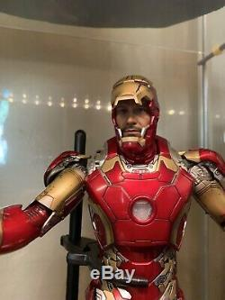 Hot Toys Iron Man MK43 MMS278 AVENGERS 2 Age of Ultron Special Edition Original