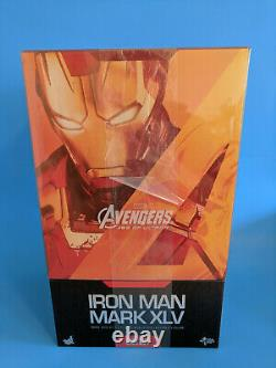 Hot Toys Iron Man Mark 45 XLV 12 16 Scale Action Figure NEW Age of Ultron