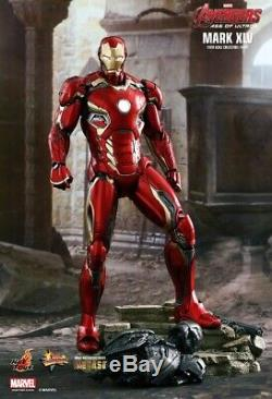 Hot Toys Iron Man Mark XLV 45 Avengers Age Of Ultron Marvel 1/6 Scale Figure