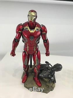 Hot Toys Ironman Avengers Age of Ultron 1/6th scale MK45 Collectible Figure