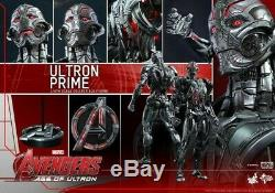 Hot Toys MMS284 Ultron Prime (Age of Ultron)