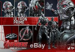 Hot Toys MMS284 Ultron Prime- Avengers Age of Ultron 1/6 Scale NEW! US Seller