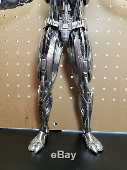Hot Toys MMS284 Ultron Prime- Avengers Age of Ultron 1/6 Scale No Box