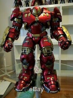 Hot Toys MMS285 1/6 Scale 21in Avengers Age of Ultron Iron Man Hulkbuster