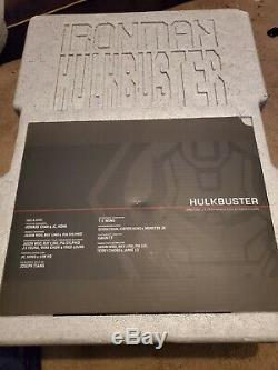 Hot Toys MMS285 1/6 Scale Avengers Age of Ultron Iron Man Hulkbuster