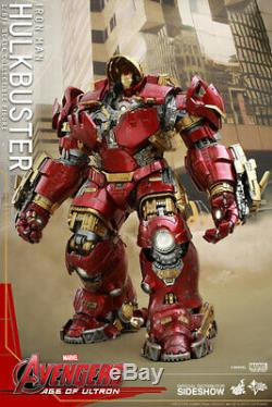 Hot Toys MMS285 1/6 Scale Avengers Age of Ultron Iron Man Hulkbuster NICE