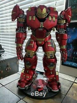Hot Toys MMS285 Avengers Age of Ultron Hulkbuster 1/6 Scale Action Figure
