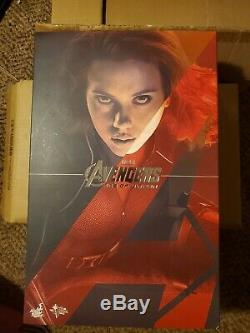Hot Toys MMS288 Black Widow Age Of Ultron 1/6 Figure
