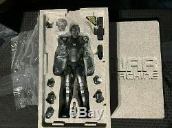 Hot Toys MMS290 Avengers Age of Ultron War Machine Mark II Open Complete