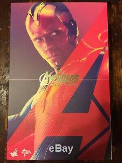 Hot Toys MMS296 Avengers Age of Ultron Vision 1/6 Figure