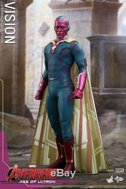 Hot Toys MMS296 Marvel Comics Marvel Avengers Age Of Ultron Vision