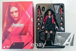 Hot Toys MMS301 1/6 Avengers Age of Ultron Scarlet Witch Wanda Maximoff