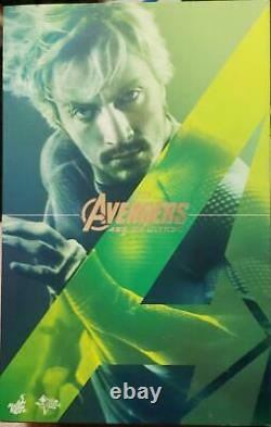 Hot Toys MMS302 1/6 Quicksilver Avengers Age of Ultron