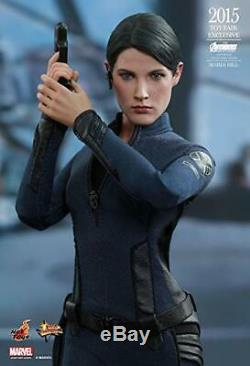 Hot Toys (MMS305) Maria Hill Avengers Age of Ultron 1/6 Scale Figure