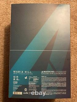Hot Toys MMS305 Marvel Avengers Age Of Ultron Maria Hill 1/6 Figure