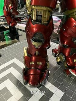 Hot Toys MMS510 1/6 Scale Avengers Age of Ultron Iron Man Hulkbuster DELUXE