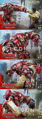 Hot Toys MMS510 Avengers Age of Ultron Hulkbuster Deluxe Ver 1/6 Figure 55cm
