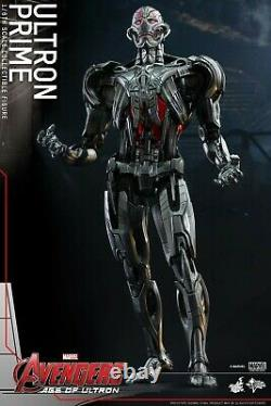 Hot Toys MMS 284 Age of Ultron Ultron Prime New Sealed in Shipper in USA