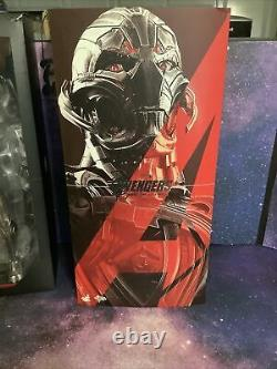 Hot Toys MMS 284 Avengers Age of Ultron Ultron Prime 410mm 1/6 Action Figure NEW