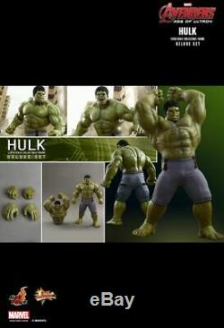 Hot Toys MMS 287 Avengers 2 Age of Ultron Hulk (Deluxe Version) 1/6 Figure NEW