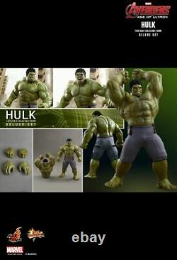 Hot Toys MMS 287 Avengers Age of Ultron AOU Hulk Deluxe Edition New