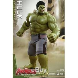 Hot Toys MMS 287 The Avengers Age of Ultron Hulk Bruce Banner Deluxe Set