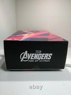 Hot Toys MMS 296 Avengers Age of Ultron Vision 12 1/6 Scale Figure NEW OPEN BOX