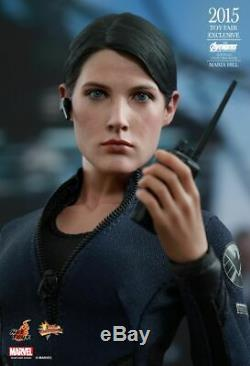 Hot Toys MMS 305 Avengers 2 Age of Ultron Maria Hill Cobie Smulders Figure NEW