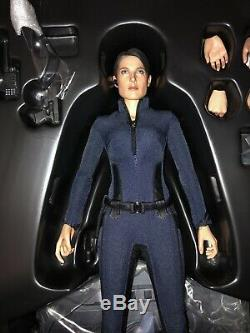 Hot Toys MMS 305 Exclusive Toy Fair Avengers 2 Age Of Ultron 1/6 Maria Hill