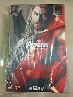Hot Toys MMS 306 Avengers Age of Ultron AOU Thor Chris Hemsworth MISB Best Deal