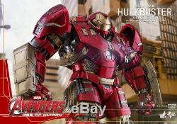 Hot Toys MMS 510 Avengers Age of Ultron Iron Man Mark 44 Hulkbuster Deluxe