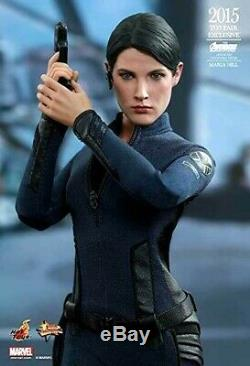 Hot Toys Maria Hill 16 Avengers Age of Ultron MMS 305 Exclusive Marvel Figure