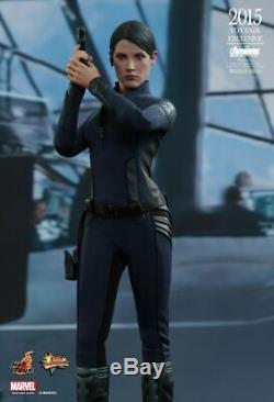 Hot Toys Maria Hill 1/6 Figure Mms305 Toy Fair Ex Shield Avengers Age Of Ultron