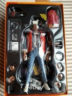 Hot Toys Marty Mcfly 1/6 Back to the future MMS 257 12 inch Scale Figure