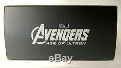 Hot Toys Marvel Avengers Age Of Ultron Captain America MMS281 Excellent Cond