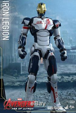 Hot Toys Marvel Avengers Age Of Ultron Iron Legion 1/6 Figure New In Shipper