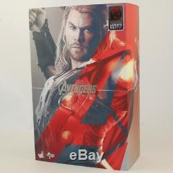 Hot Toys Marvel Avengers Age of Ultron Thor 1/6th Scale Collectible Figure